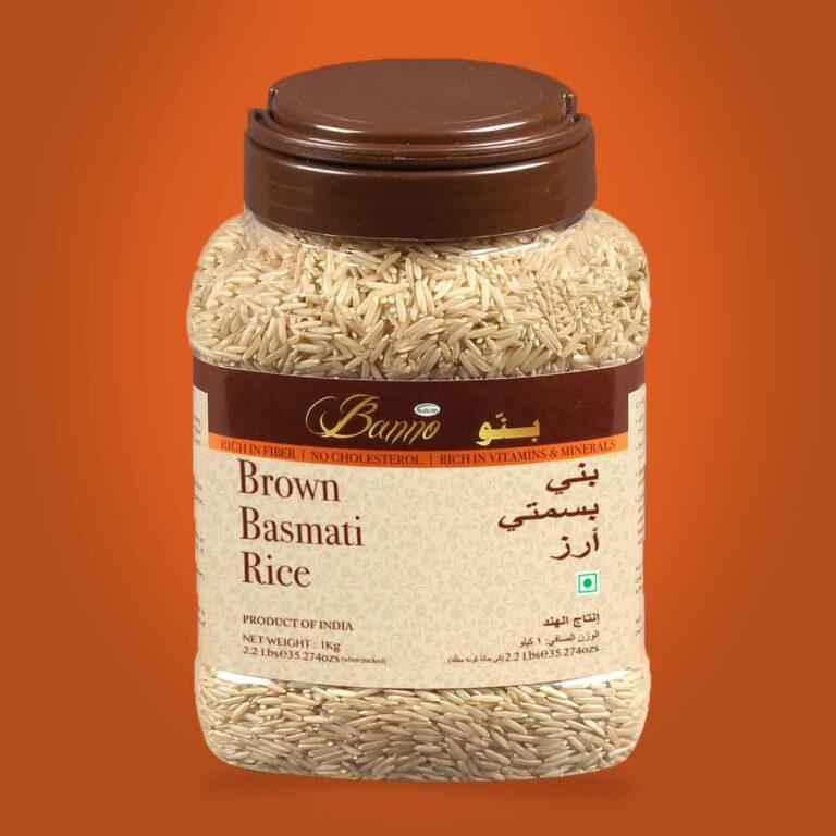 Banno Brown Basmati Rice