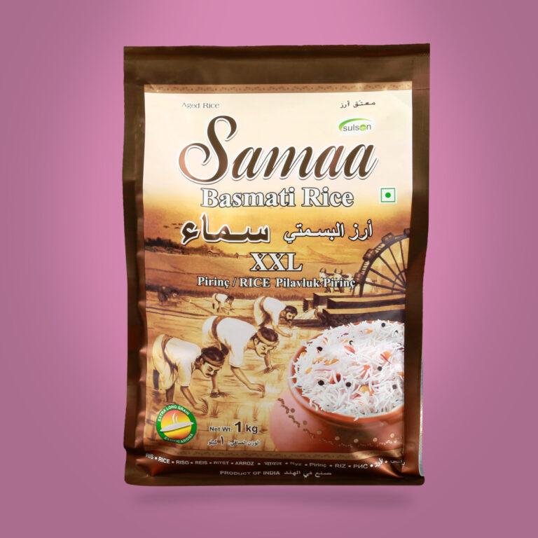 Samaa XXL Basmati Rice