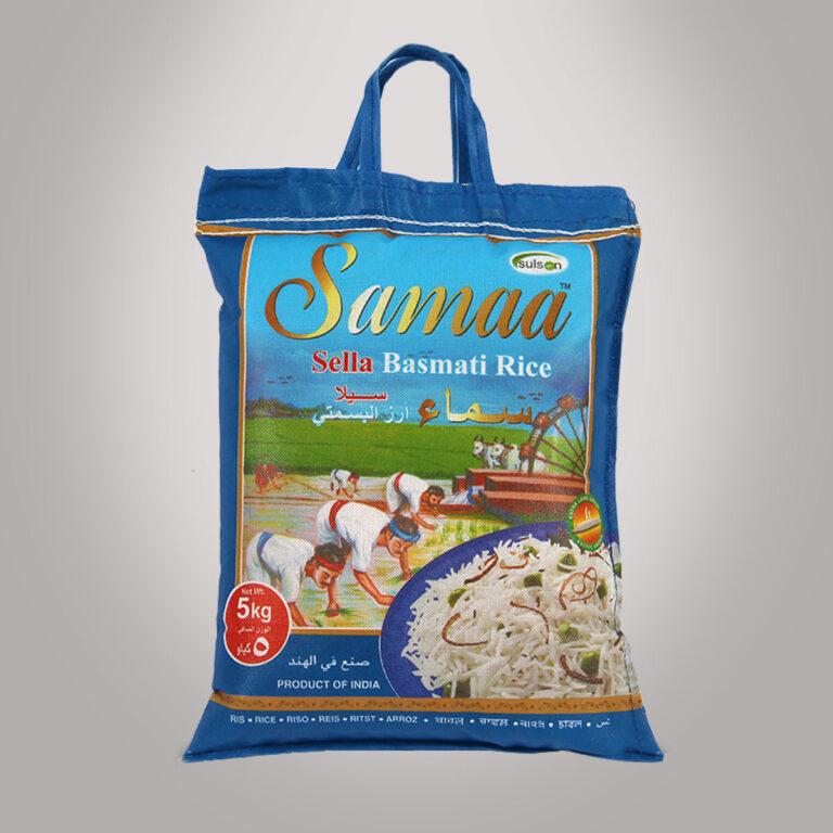 Samaa Sella Basmati Rice